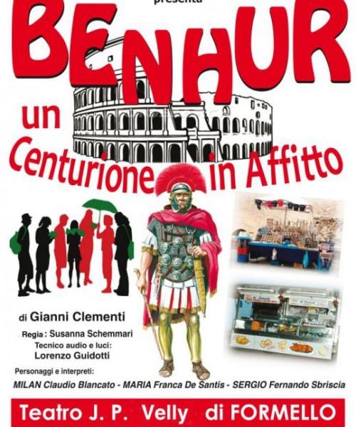 Ben Hur - Un centurione in affitto