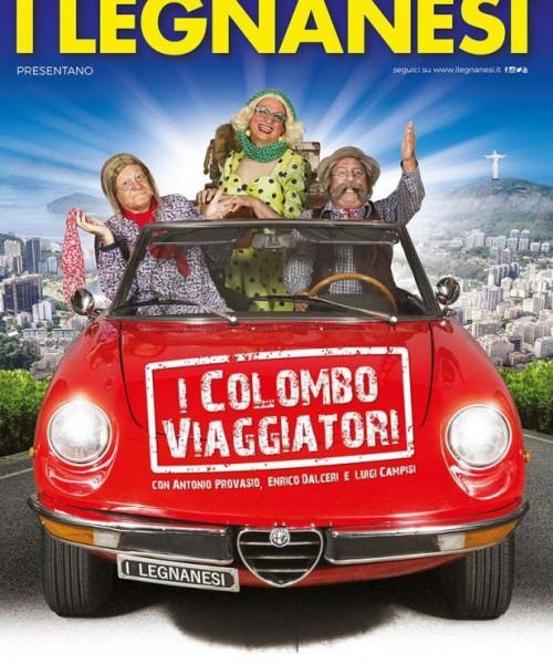 I Colombo... viaggiatori