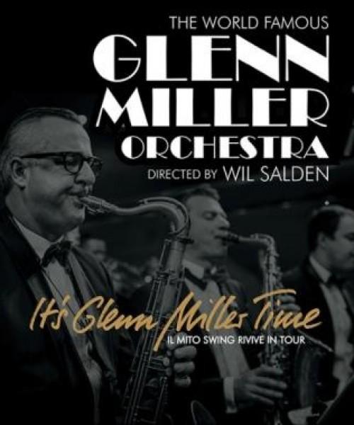 It's Glenn Miller Time