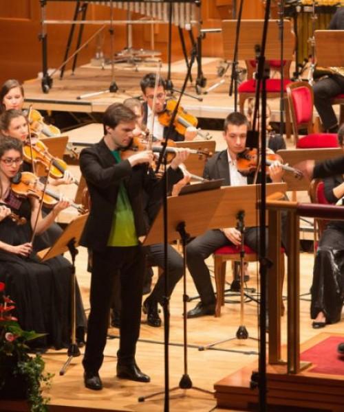 Concerto finale delle Settimane Musicali Gustav Mahler 2016