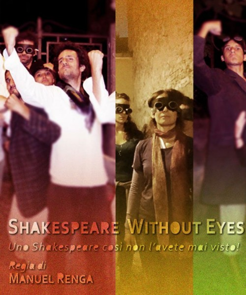 Shakespeare without eyes