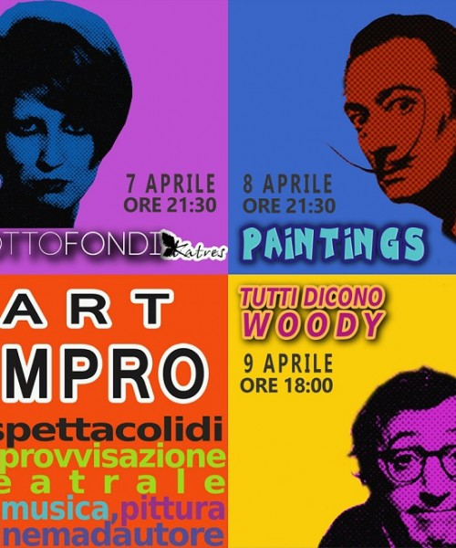 Art Impro - Rassegna d'Improvvisazione Teatrale