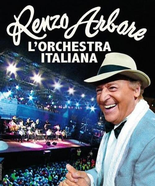Renzo Arbore & L'Orchestra Italiana in concerto