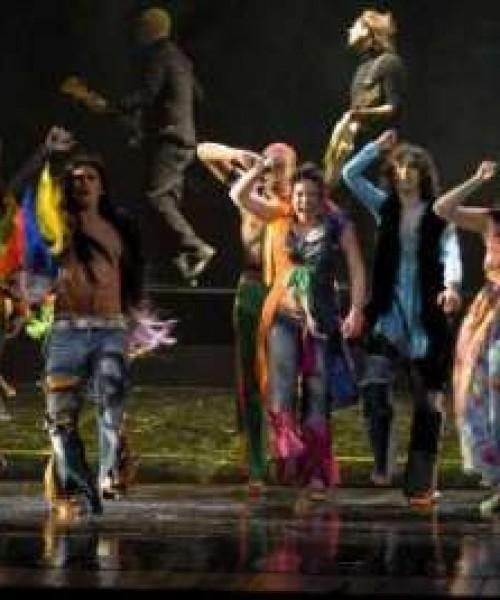 Hair - The American tribal-love Rock Musical