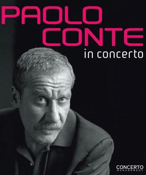 PAOLO CONTE in concerto