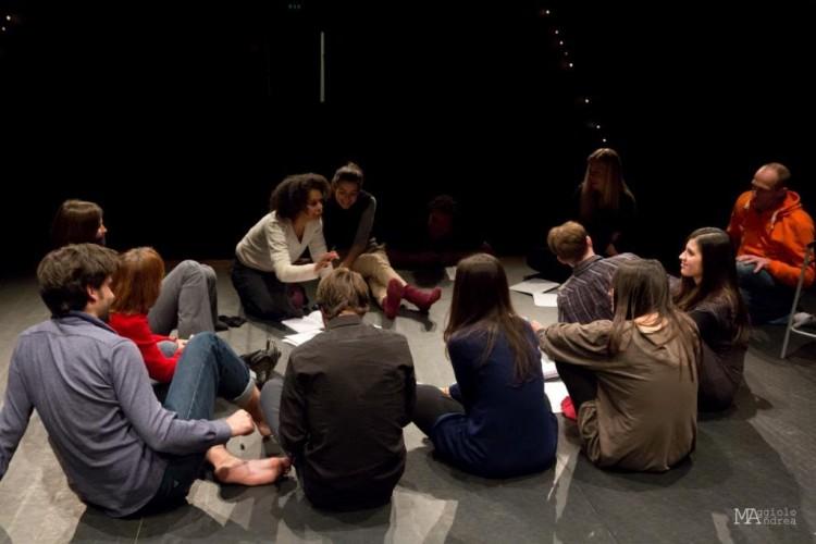Al Teatro Ca' Foscari di Venezia workshop intensivo sull'attore