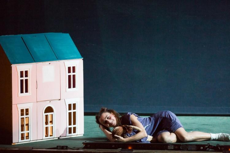 Una casa di bambole per Tamino e Pamina