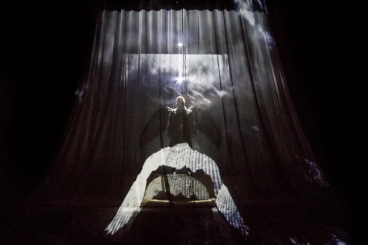 Le atmosfere gotiche di Poe rivivono con Ferdinando Bruni e Francesco Frongia