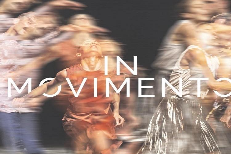 """""""InMovimento"""" al Teatro Eliseo di Roma"""