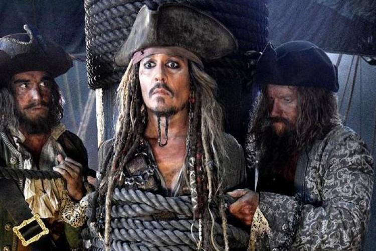 """Grosso guaio in casa Disney: Jack Sparrow """"rapito"""" dai pirati ...informatici."""