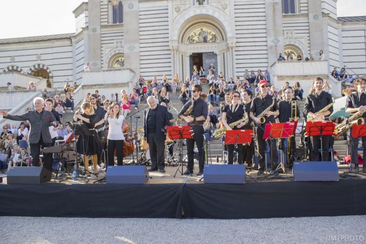 A Milano il cimitero diventa teatro