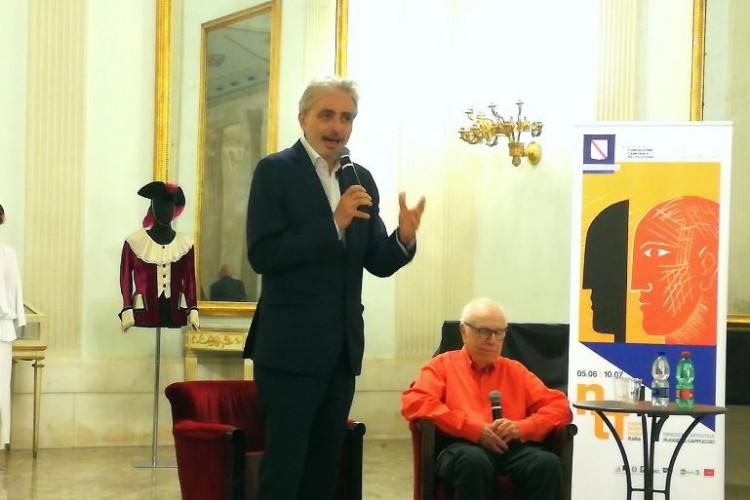 Standing Ovation per Peter Brook al Teatro San Carlo di Napoli