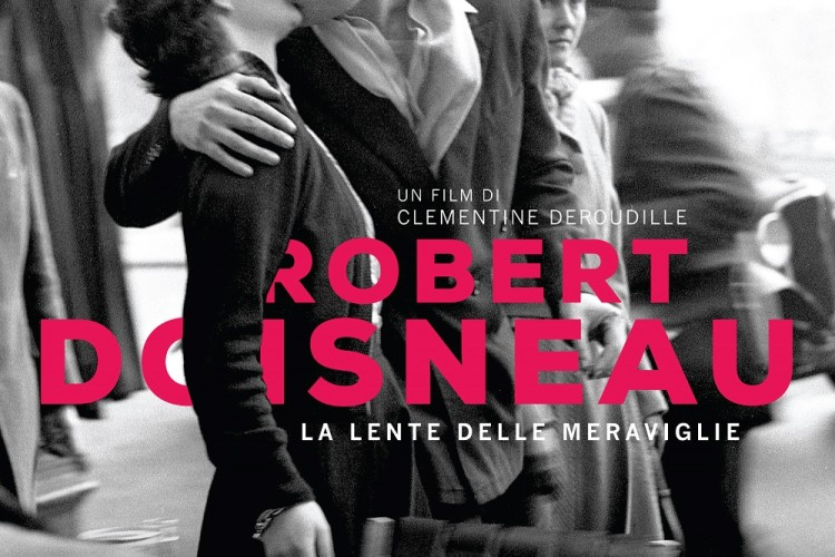 La vita di Robert Doisneau e dei grandi fotografi del '900 arriva al cinema