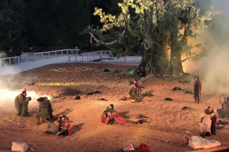 A Siracusa i Sette contro Tebe: la guerra è sempre colpa dell'uomo