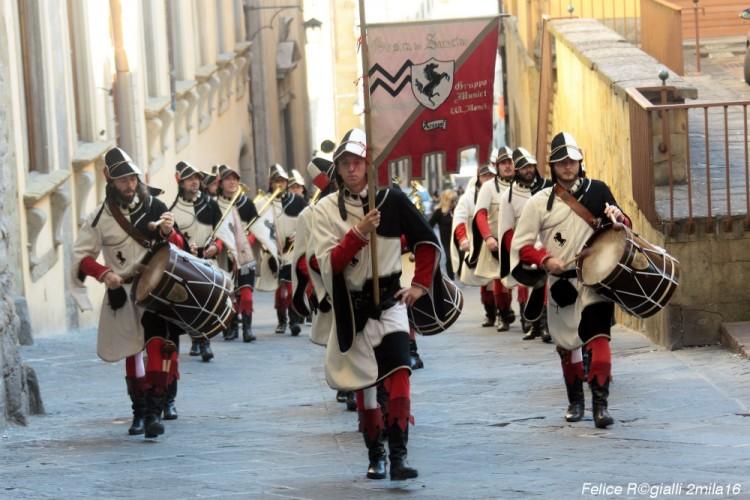 Arezzo Back in Time: la storia diventa interattiva