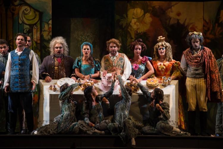 Rossini ed il brillante gioco della Cenerentola conquistano il Luglio musicale trapanese