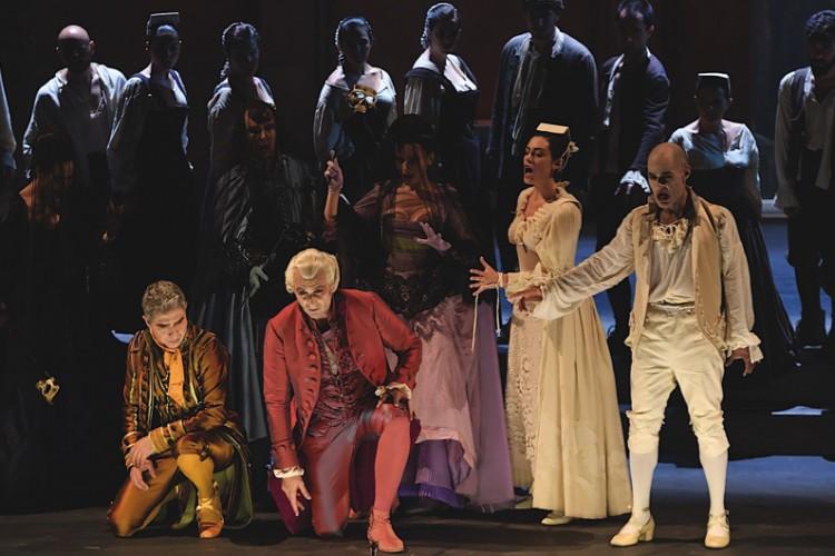 Spoleto sedotta dalla feroce purezza di Don Giovanni