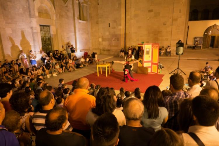 Festival Troia Teatro: la passione per il teatro non conosce stagioni