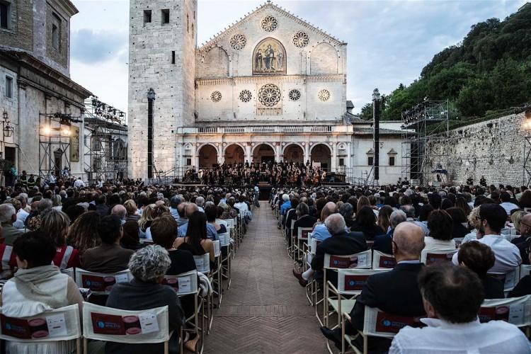 A Spoleto anche la musica è dei due Mondi