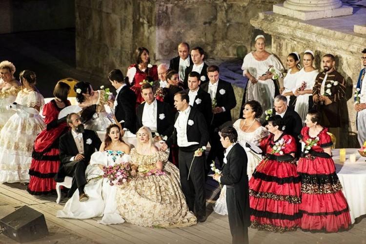La prima Traviata nel mondo arabo in scena in Giordania: parla il regista Luigi Orfeo