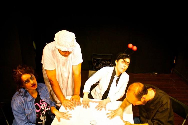 Roma: compagnia teatrale Anacronismi - cercasi attrice/attore per nuova commedia