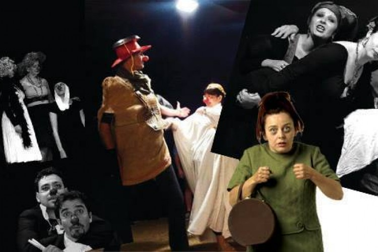 """Roma: corso di teatro comico, """"Dall'improvvisazione al monologo comico"""""""