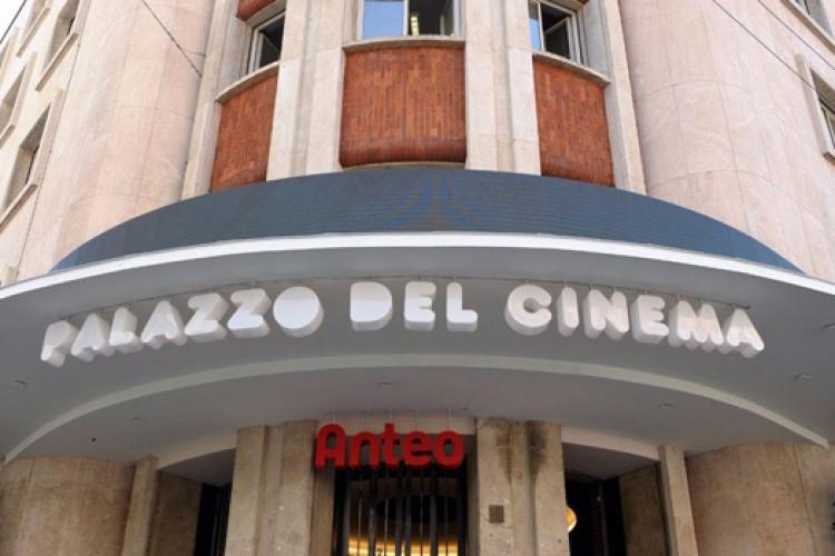 Lo storico cinema Anteo di Milano riapre come Palazzo del Cinema