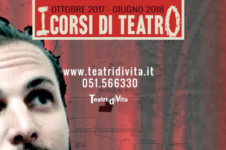 I nuovi corsi di teatro a Teatri di Vita