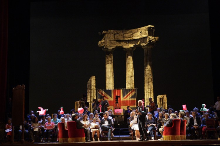 """""""Innovazione e curiosità"""": il Teatro Massimo di Palermo si apre alla sperimentazione"""