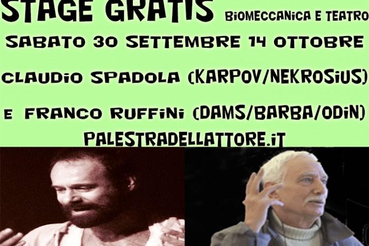 Corsi Biomeccanica Impro e Recitazione con Sconto Entro Settembre e Stage di Prova Gratis (10 ore)