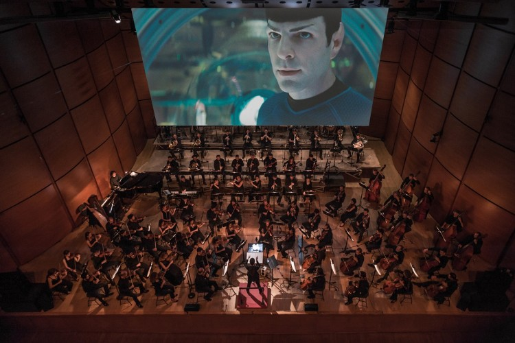 "Con ""Star Trek"" torna il grande cinema musicato dal vivo all'Auditorium di Milano"