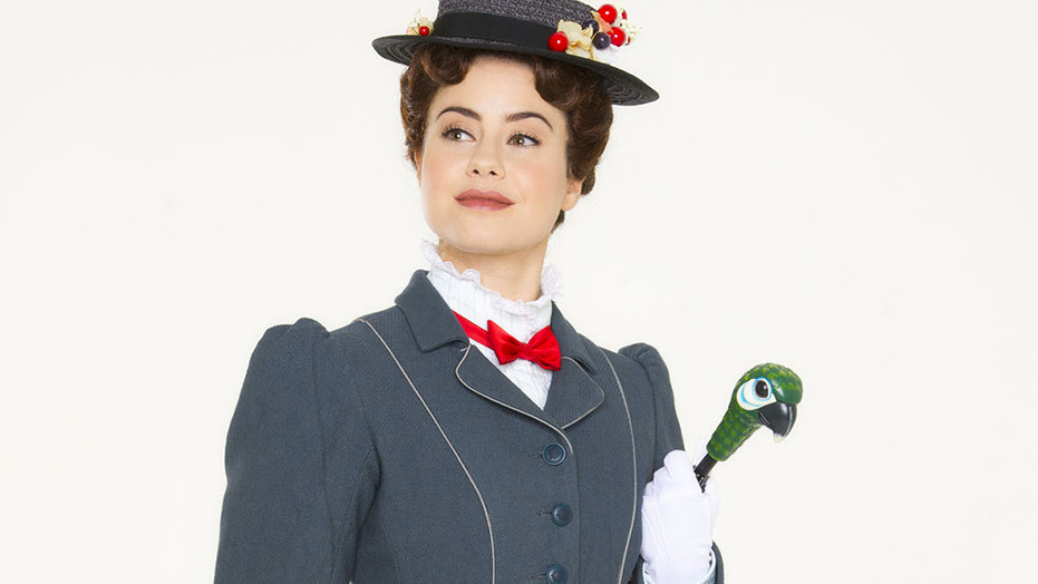 Mary Poppins, la tata perfetta arriva in Italia