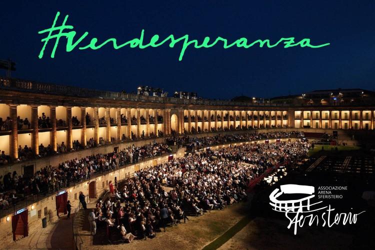 Macerata Opera Festival 2018 sceglie lo slogan #verdesperanza