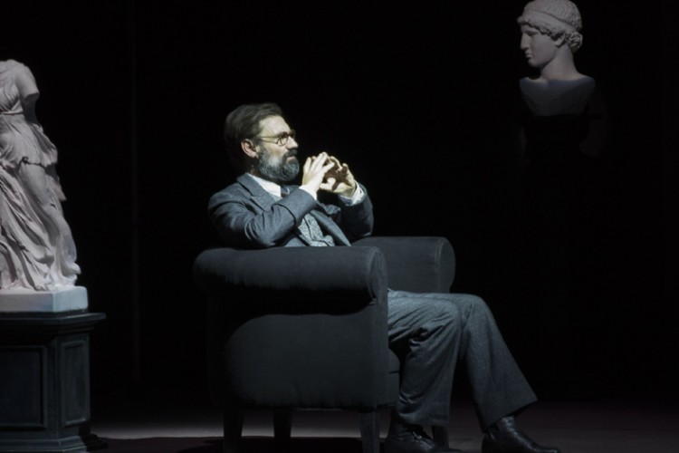 Freud e i suoi sogni al Piccolo Teatro