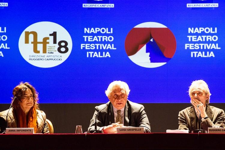 Napoli Teatro Festival Italia: i numeri e gli appuntamenti dell'edizione 2018