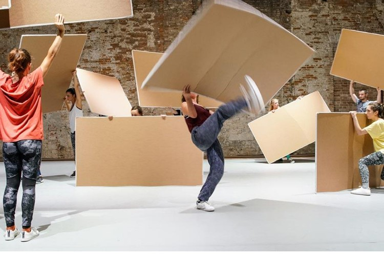 Biennale Collage Teatro: autori italiani under 40
