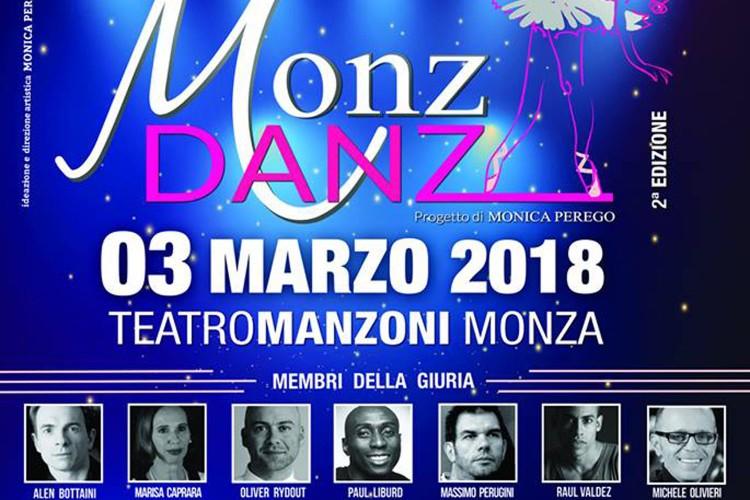 Torna il concorso Monza Danza