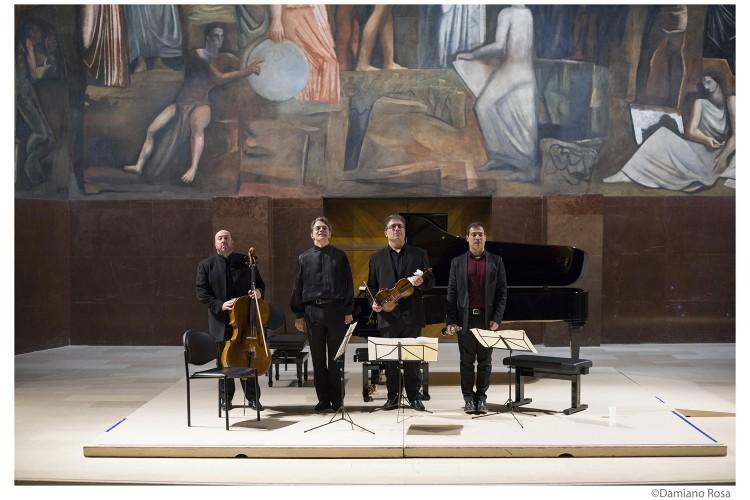 Quattro grandi solisti perDebussy
