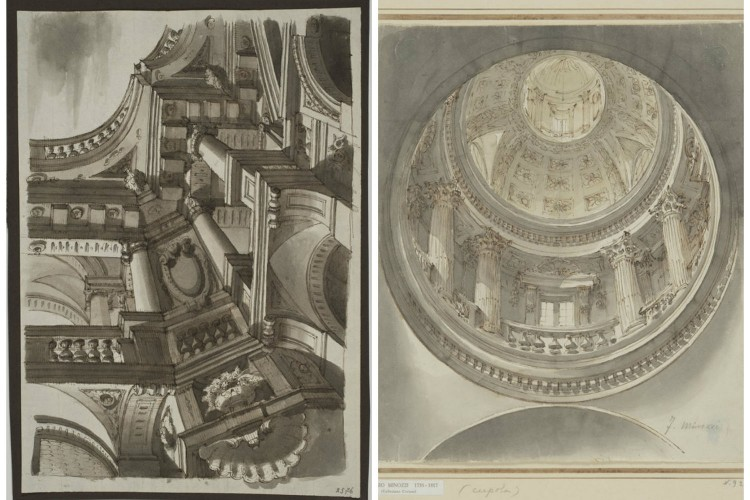 Architettura immaginata: quattro secoli di illusioni visive in mostra a Venezia