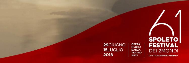 Festival di Spoleto - 2018