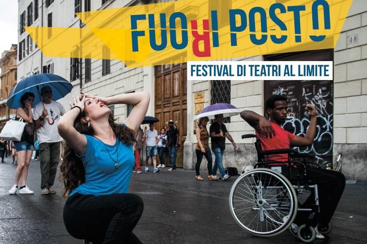 FUORI POSTO FESTIVAL: il 24 Marzo alla Galleria Alberto Sordi