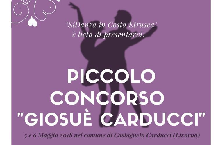 Per la prima volta insieme Giosuè Carducci e la danza