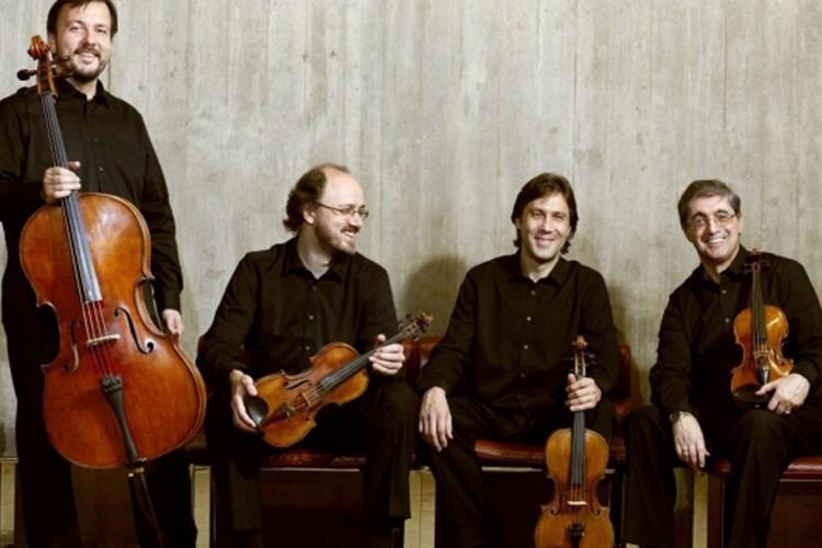Il Quartetto Borodin allaSapienza