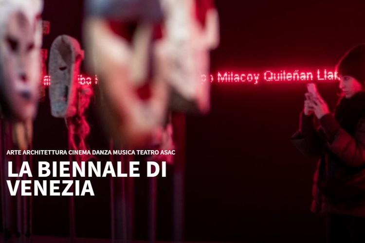 Venezia, in arrivo la Biennale