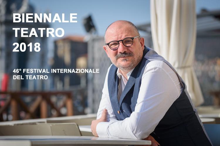 I protagonisti della Biennale Teatro in scena a Venezia