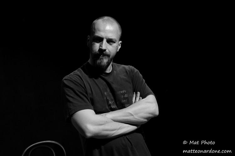 Matteo Tarasco: un 'Englishman' della regia racconta il suo modo di fare teatro