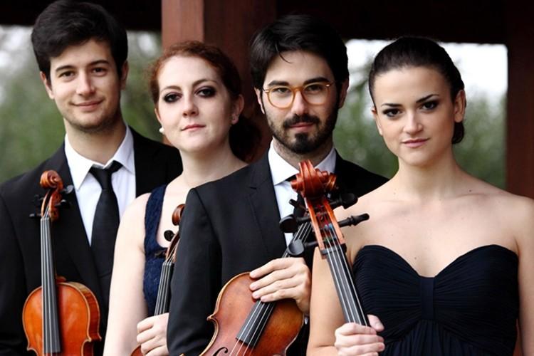 Il Quartetto Guadagnini ai Concerti della Sapienza