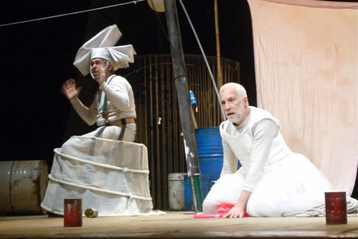 la tragicomica vicenda di Romeo e Giulietta rivista da Leo Muscato