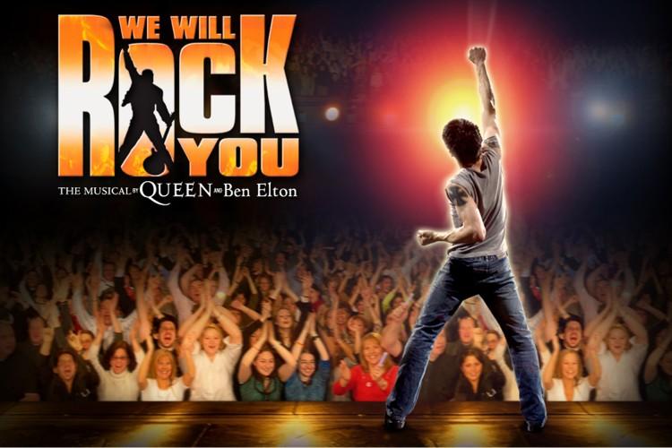 We Will Rock You, il musical dei Queen ritorna in Italia