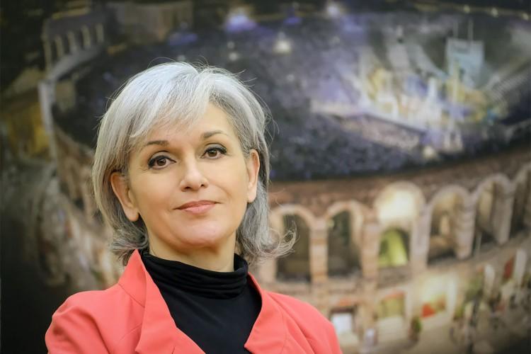 Cecilia Gasdia, una grandissima cantante al vertice dell'Arena di Verona